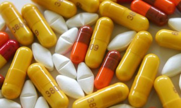 Antiretroviral Drugs used for HIV. Photo Credit: Krista Kennell/Zuma/Corbis, The Guardian