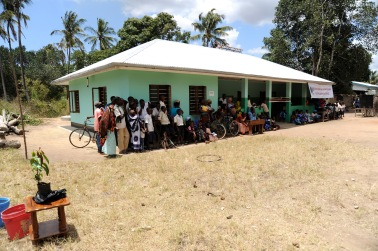 Rural Medical Clinic in Tanzania. Source: US Army Africa