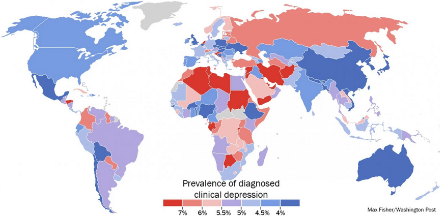 Depression In Developing Countries Yale Global Health Review