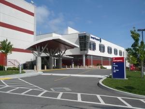 St. Joseph Hospital in Eureka, CA. Source: Wikimedia Commons