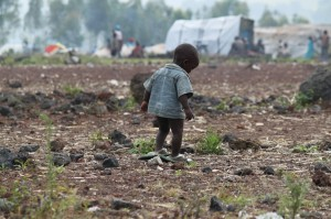 Children in Democratic Republic of the Congo are at high risk for becoming orphaned. Source: Marie Cacace/Oxfam