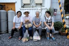 Elderly Japanese Women. Source: Flickr