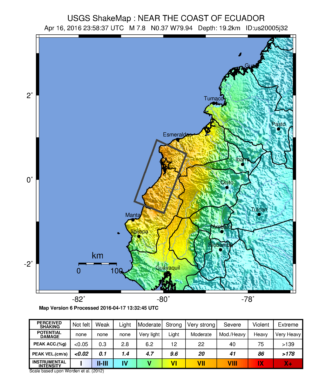 An analysis of the natural disturbance called an earthquake
