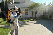 Mosquito eradication in Votuporanga, São Paulo, Brazil. Source: Wikimedia Commons