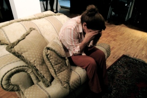 Women in Mexico are at greater risk for depression than men. Source: Irais Esparza, Wikimedia Commons.