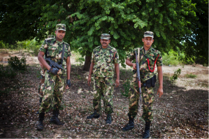 The Sri Lankan Army was only one of the players involved in the conflict, but, at one point, every party involved was under scrutiny by Amnesty International for multiple human rights violations, including torture, mass disappearances, and extrajudicial executions. Source: Creative Commons.