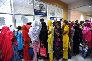 SMS Hospital, Jaipur, India.